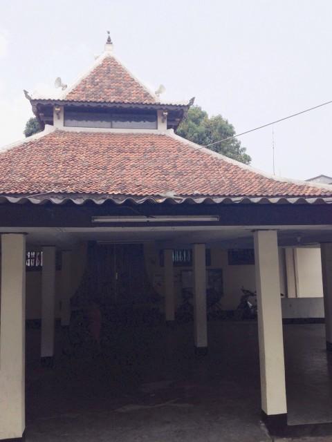 Masjid Al Anwar Angke Kota Tua
