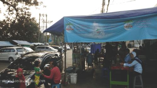 Mi Tek-tek Polda Bandar Lampung