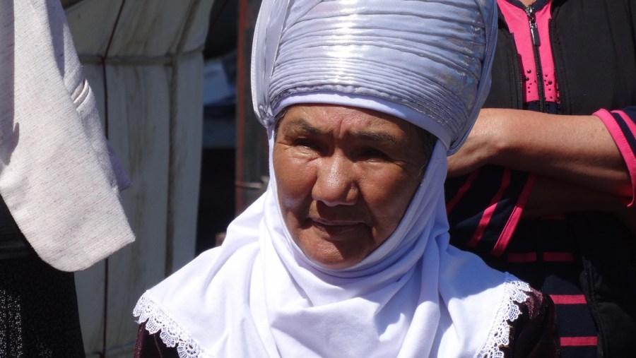 Kurmanjan Datka Hat Elechek
