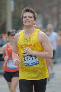 Running the 2013 Boston Marathon