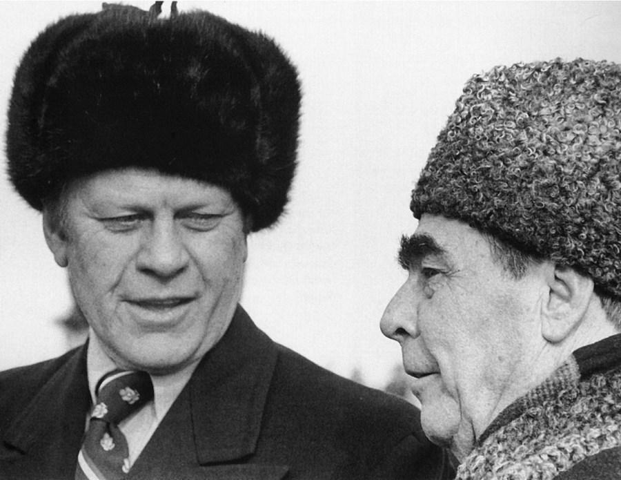 Ford Brezhnev Ushanka Hat