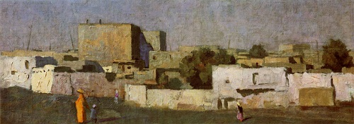 morning-in-old-bukhara-1961-oil-on-canvas-on-cardboard