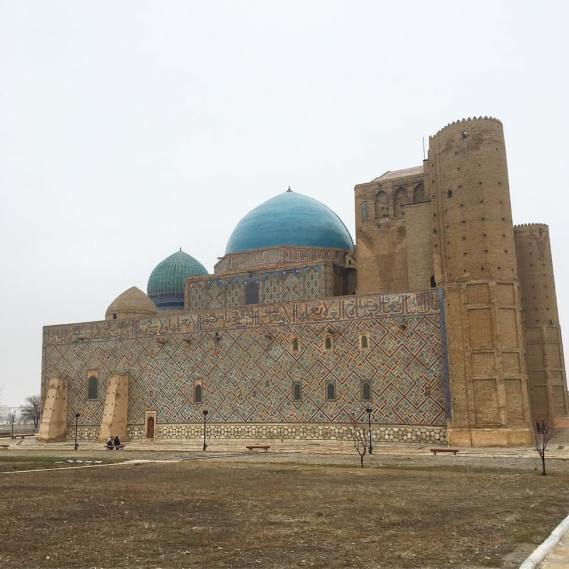 Turkistan Mausoleum 1