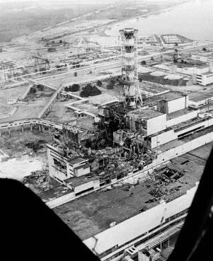 Chernobyl-Damage