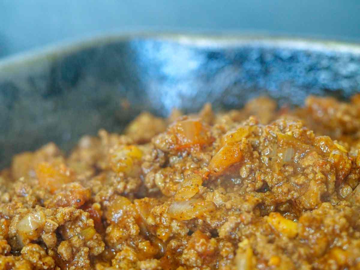 extra cheesy taco casserole