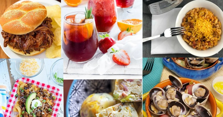 21 Amazing Easy Instant Pot Recipes for Your Next Vacation!