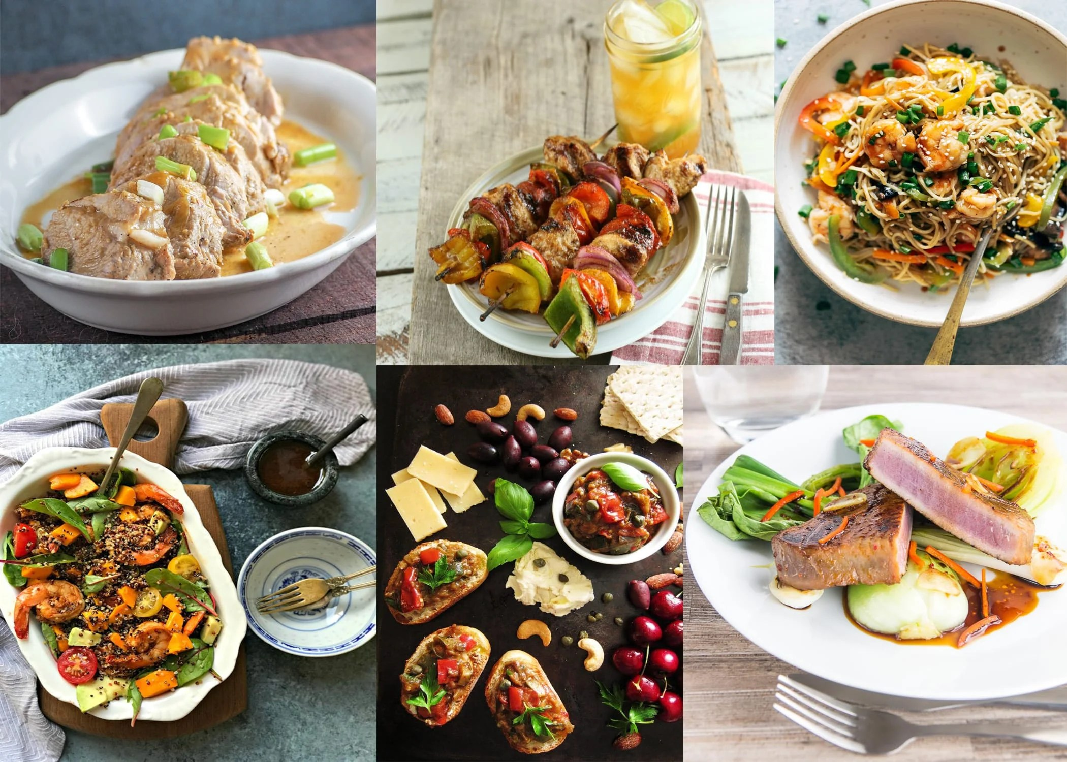 25 Incredible End of Summer Dinner Recipes