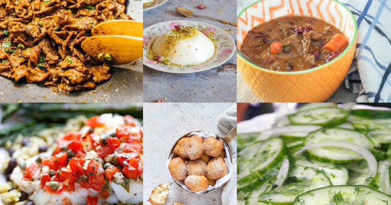 14 Must Have Staycation Recipes