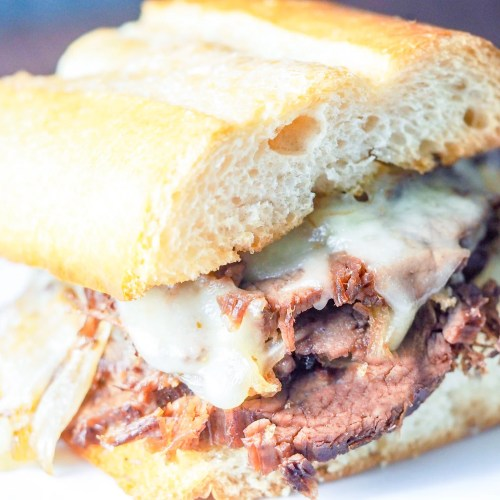 Easy Instant Pot French Dip Sandwich Recipe