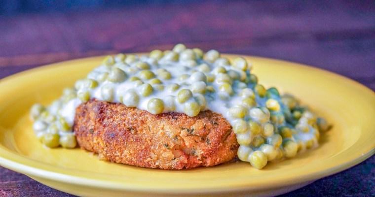 Air Fryer Salmon Patties (+ Stovetop)