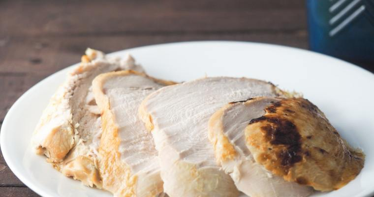Instant Pot Apple Cider Turkey Breast