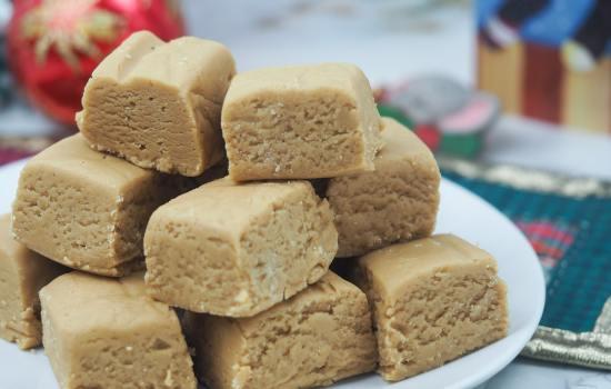 Easy Instant Pot Peanut Butter Fudge