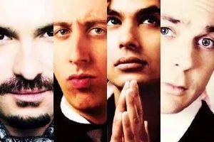 The Men of Big Bang