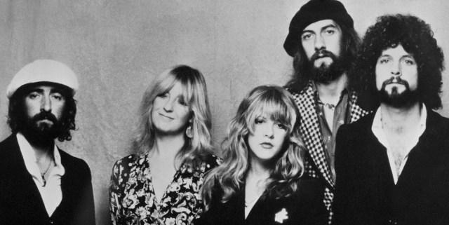 Stevie Nicks and Mick Fleetwood affair