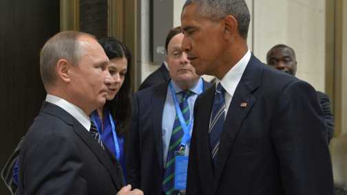 Putin Backs Out of Plutonium Deal with the U.S.