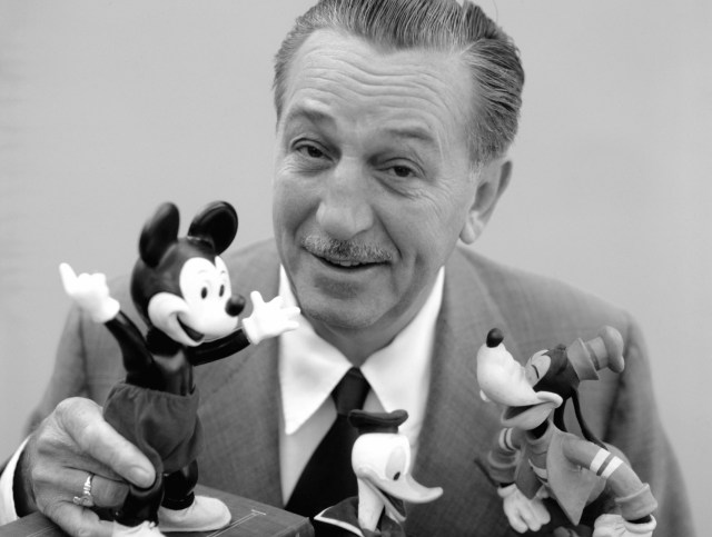 """Walt Disney once said, """"The way to get started is to quit talking and begin doing."""" (source: Entertainment Weekly)"""