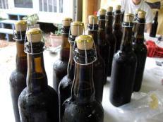 Bottling Laissez-Faire in the garage