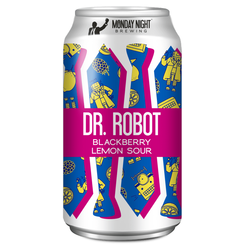 Dr. Robot Can