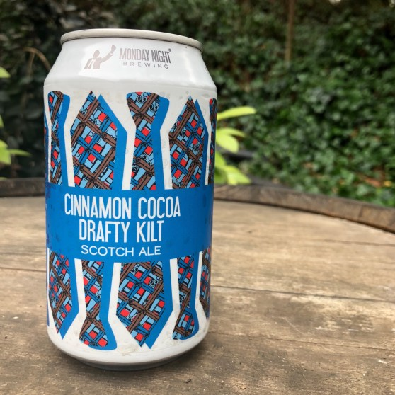 Cinnamon Coca Drafty Kilt