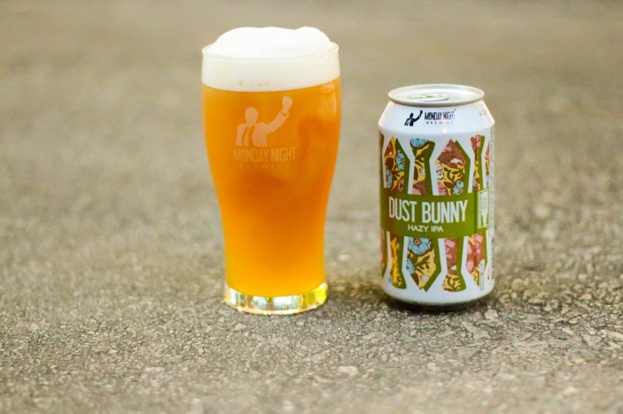 Dust Bunny is a seasonal release from Atlanta's Monday Night Brewing.