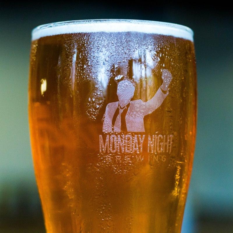 Slam Dunk IPA from Monday Night Brewing