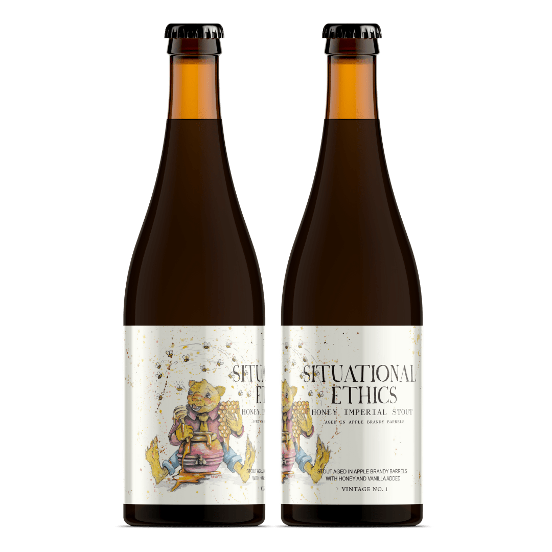Situational Ethics: Apple Brandy Barrel Aged