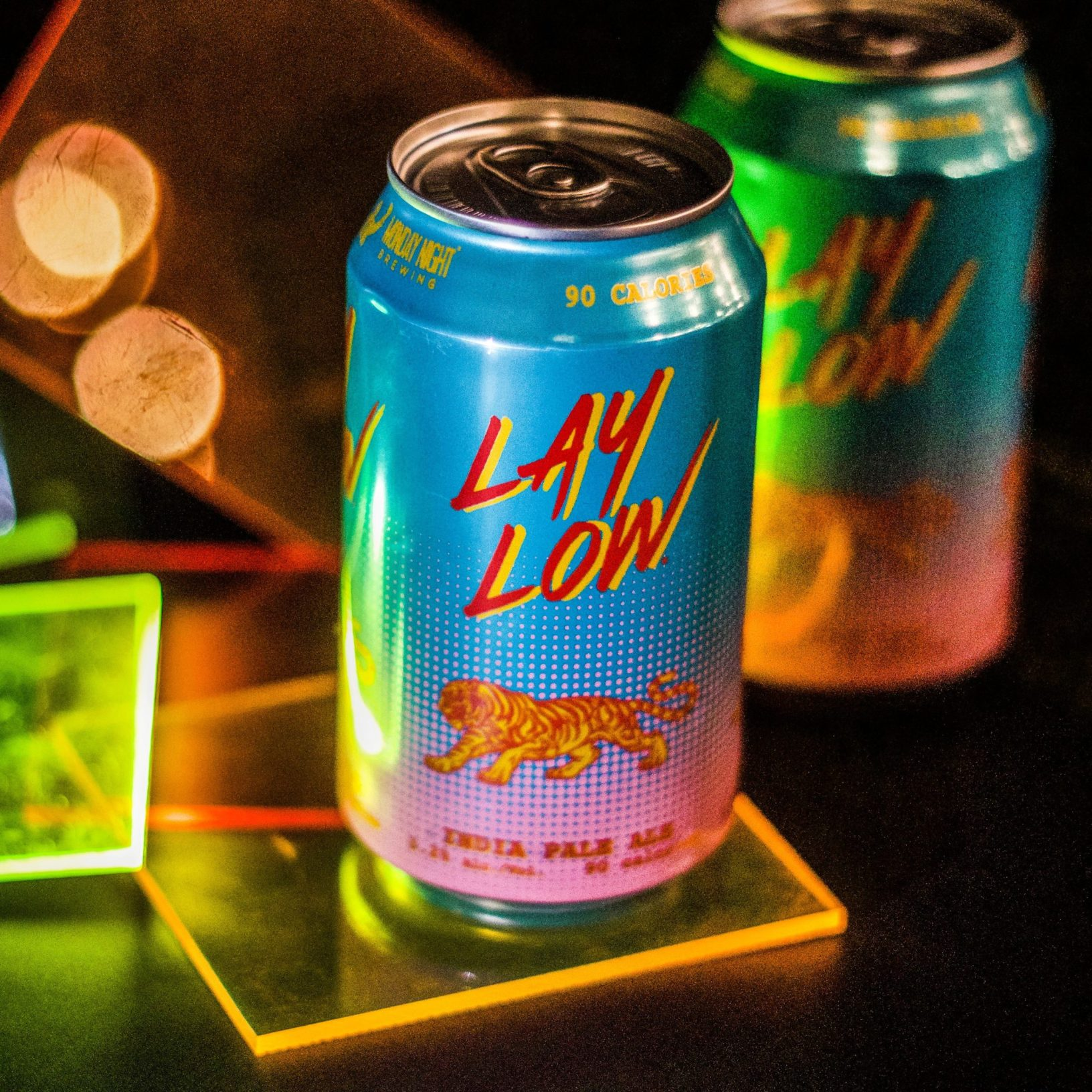 Slay IPA All Day With Lay Low