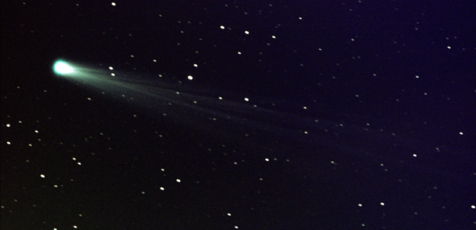 https://commons.wikimedia.org/wiki/File:Comet_ISON_Streaks_Toward_the_Sun.png