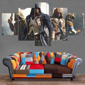 Décoration Murale Assasin's Creed Légion