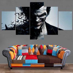 Décoration Murale Batman Joker Shadow