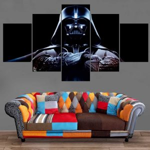 Décoration Murale Star Wars Dark Vador Domination
