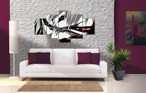 Décoration Murale Bleach White Ichigo