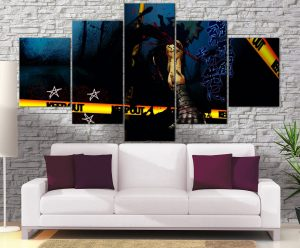 Décoration Murale Soul Eater Black Star