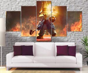 Décoration murale Final Fantasy 9 Bibi