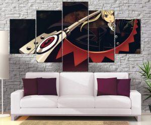Décoration Murale Soul Eater Maka