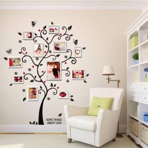 Sticker Mural Arbre à souvenirs
