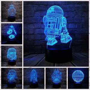 Lampe LED Star Wars