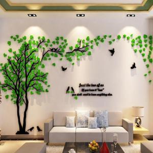 Stickers muraux arbre décoratifs