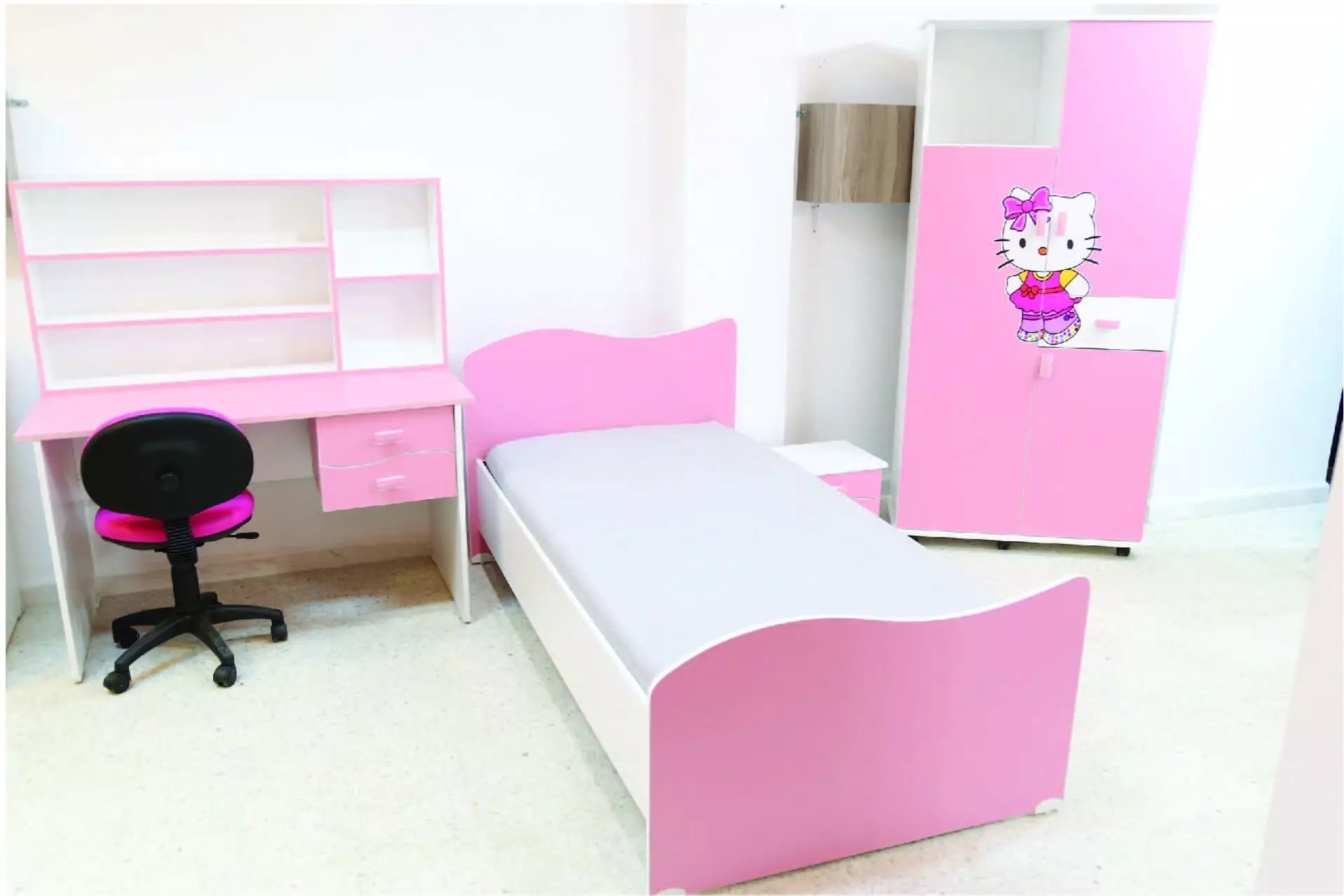 Chambre Hello Kitty Complet Chambre Fille Hello Kitty Tunisie