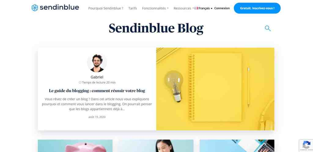 Sendinblue Blog