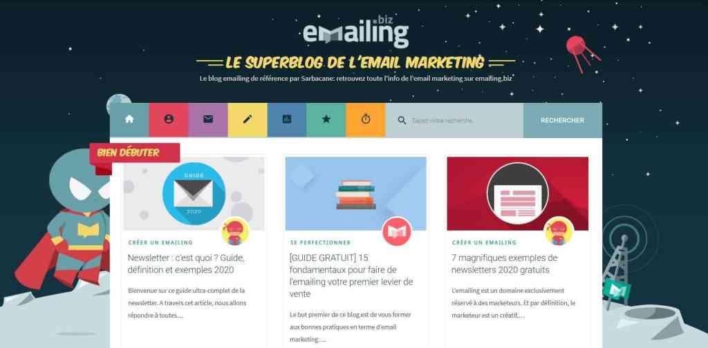 eMailing.biz