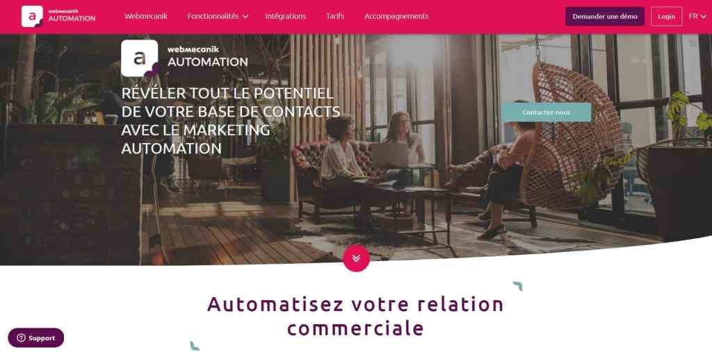 Webmecanik Automation