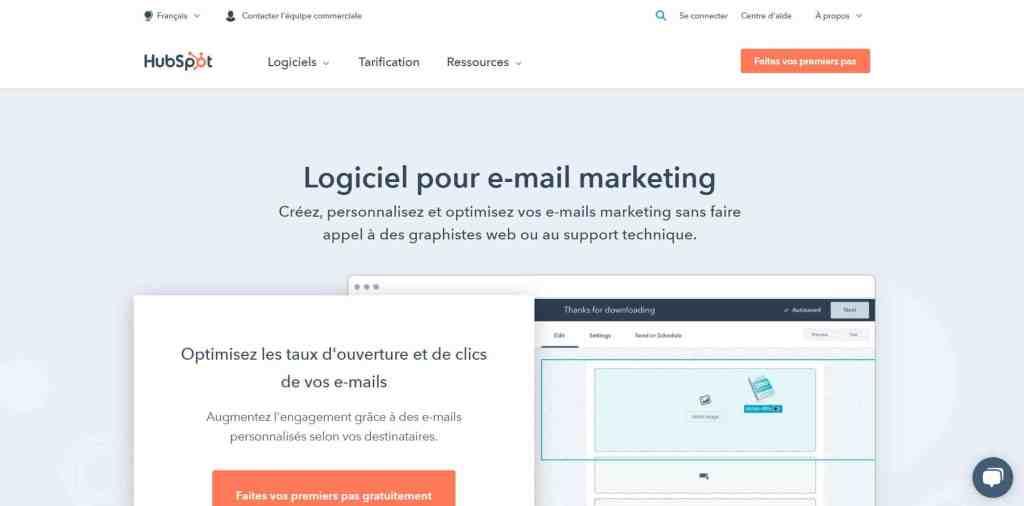 Hubspot Emailing