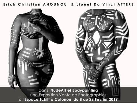 Nude art et bodypainting