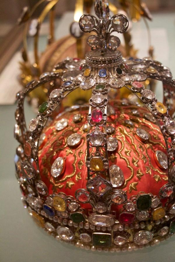 Crown Of Louis Xv Louvre Mondegro