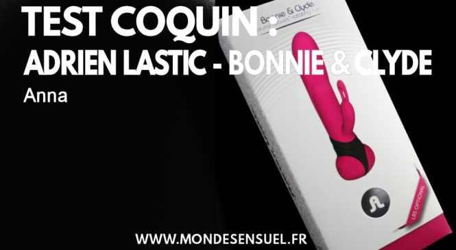 Bonnie & Clyde Rabbit by Adrien Lastic – Test Sextoy