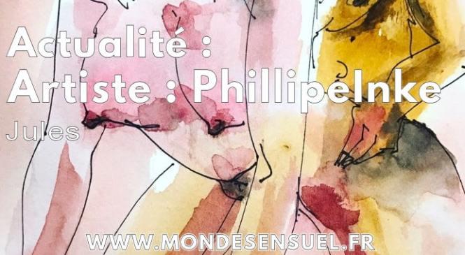 Artiste Peintre Abstrait – PhilippeInke
