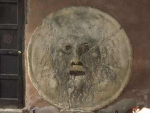 the mouth of truth - La bocca della verita