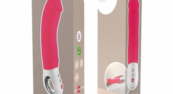BigBoss G5 de Funfactory Vibromasseur – Test Sextoy