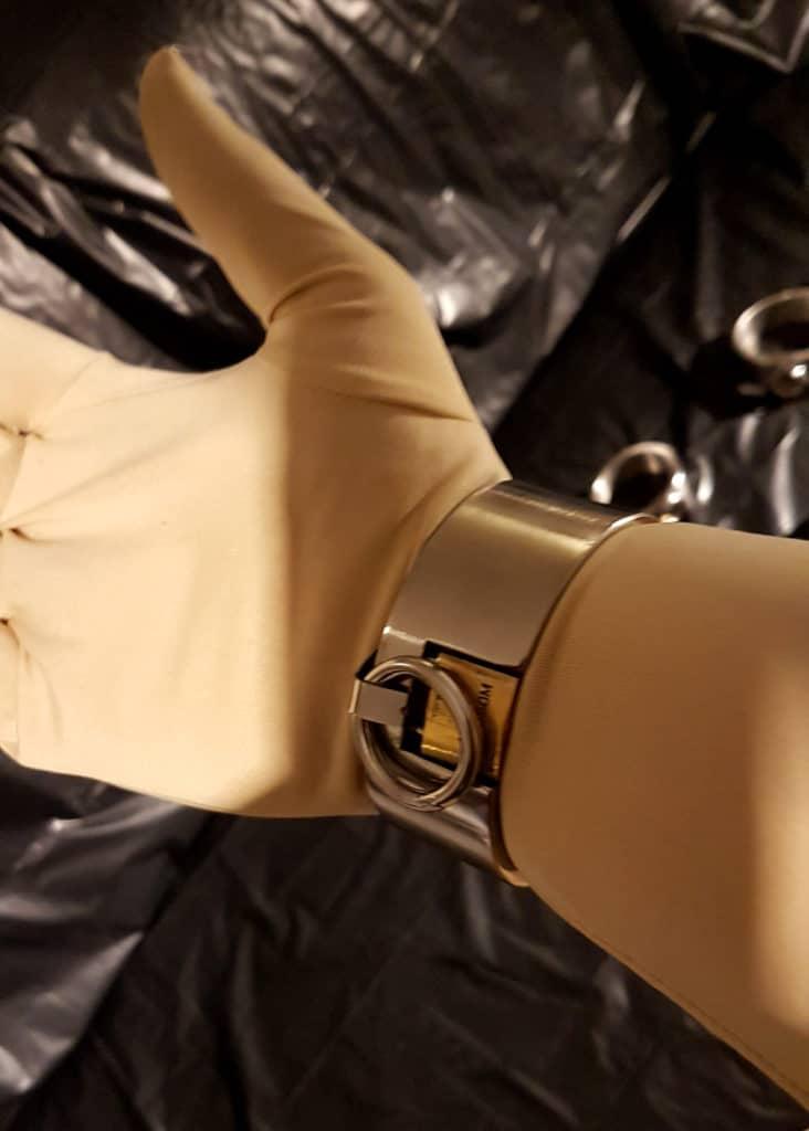 Bracelet en acier inoxydable